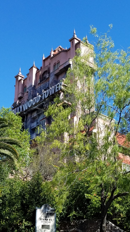 Tower of Terror at Disney Hollywood Studios in Orlando